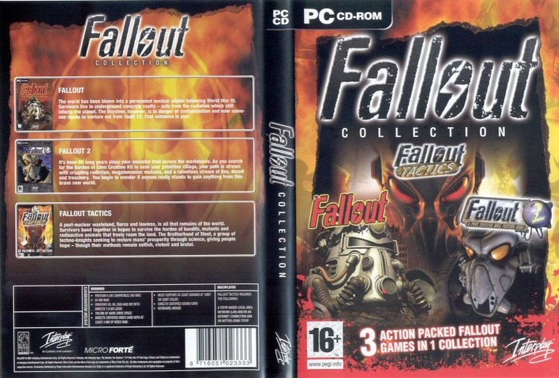 Fallout Collection box