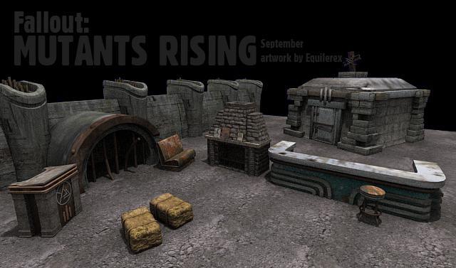 Mutants Rising