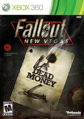 Dead Money cover art
