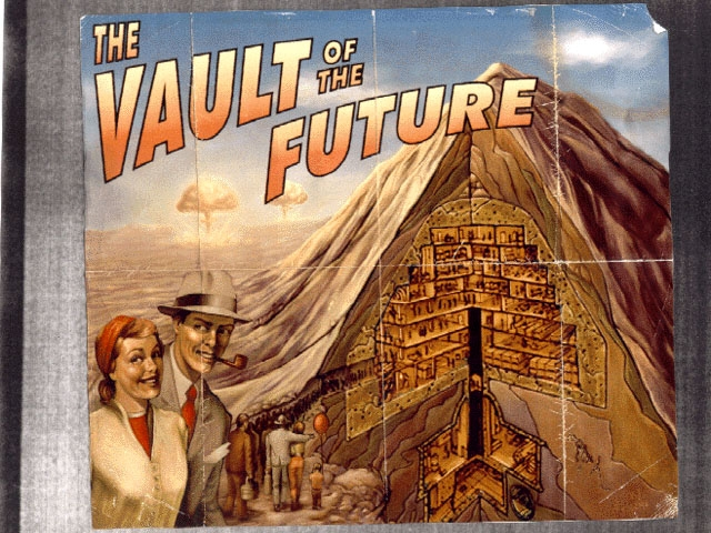Press pack: Vault of the Future #1