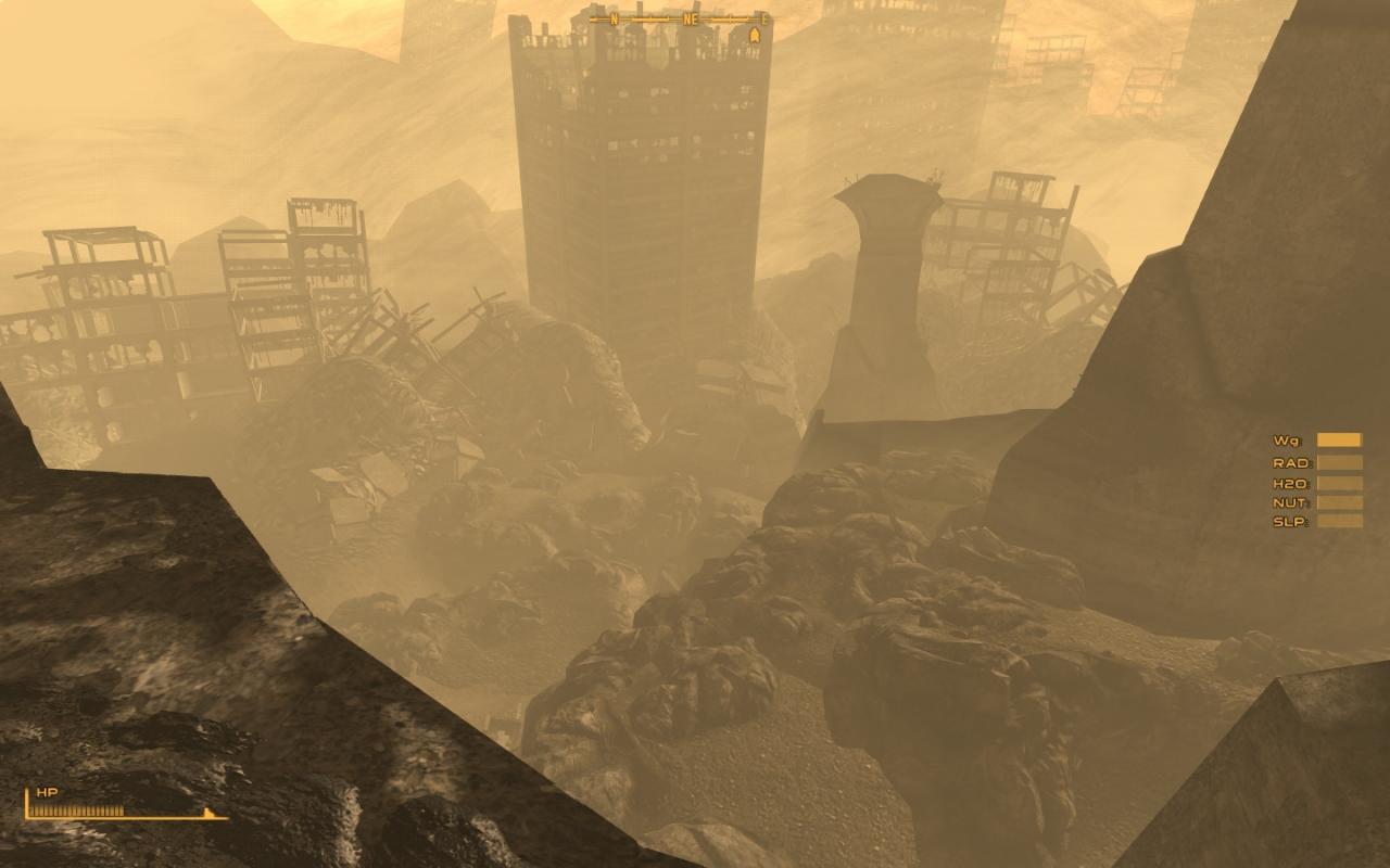 Lonesome Road Screenshot