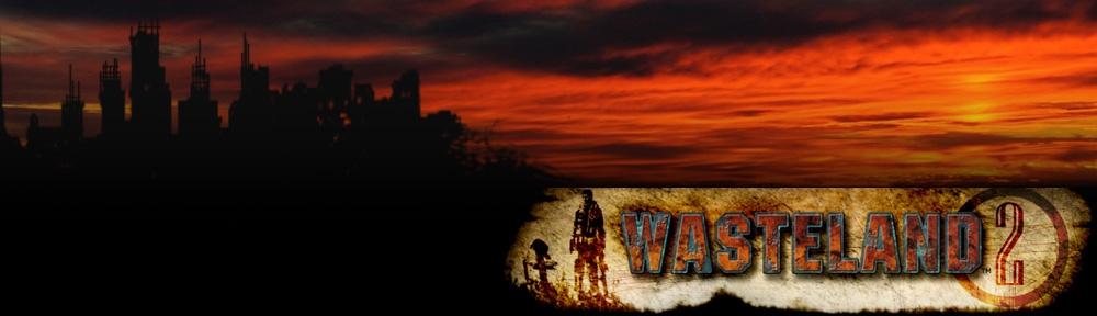 Wasteland 2 blog header