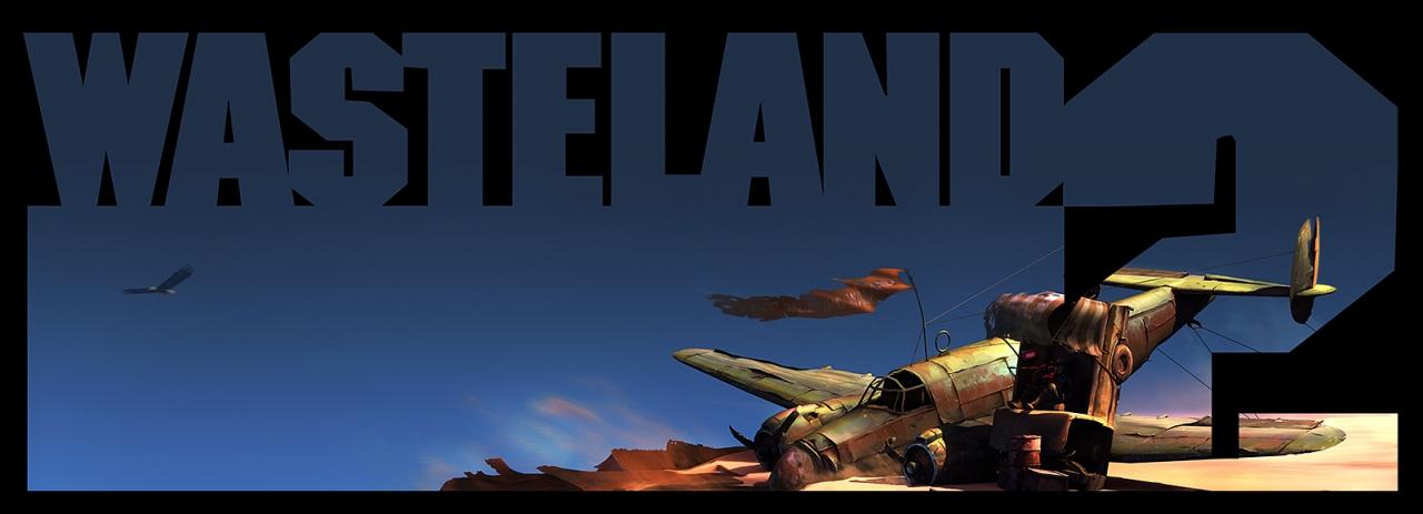 Alternate Wasteland 2 logo for fans