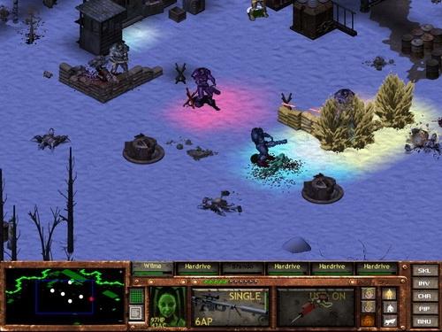 Enclave mod -Over run