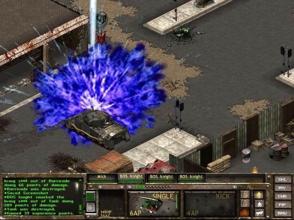 Enclave mod -Mass weapon