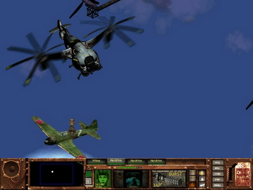 Enclave mod -fly high