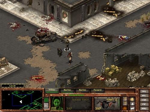 Enclave mod -City