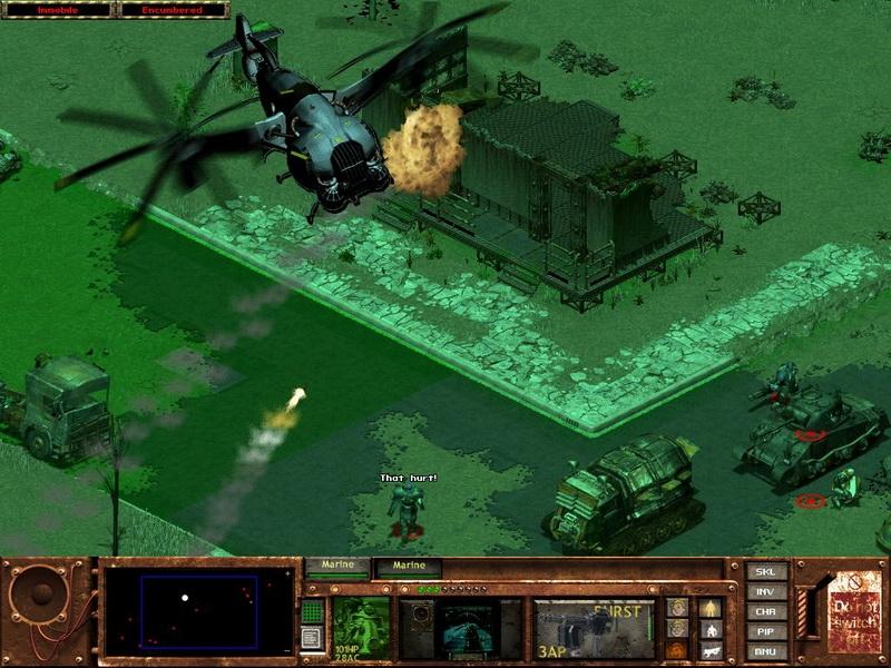 Enclave mod - RPG incoming