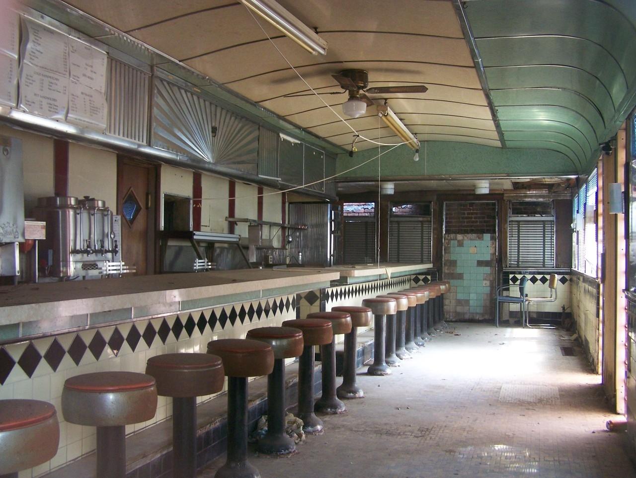 Abandoned Diner