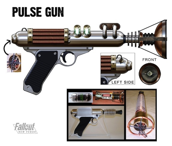 Brian Menze pulse gun concept art