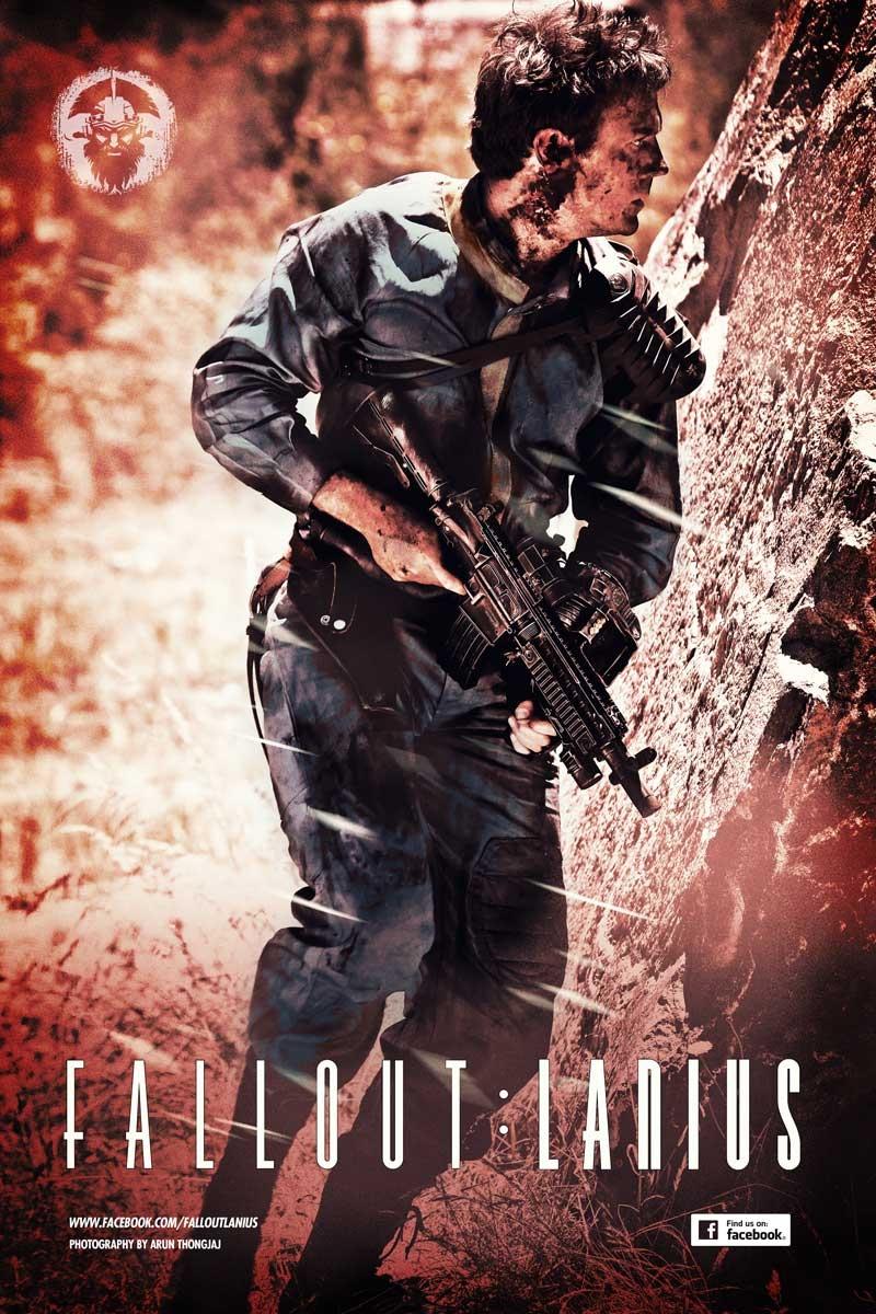 Fallout: Lanius Promotional Image