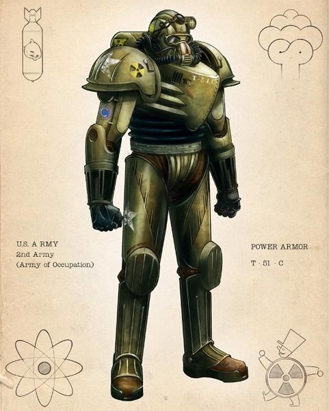 Caleb Cleveland Fallout Online concept art