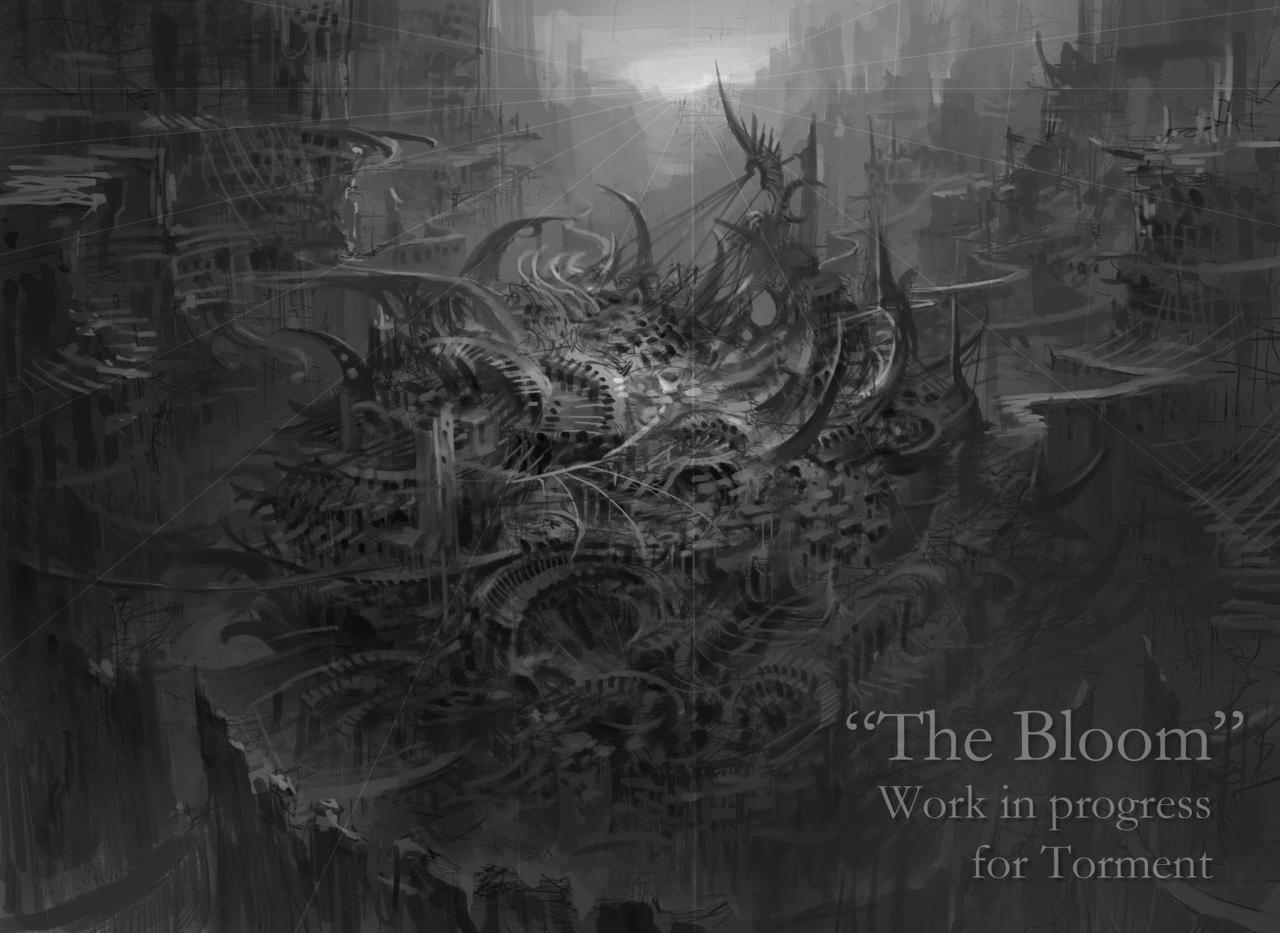 The Bloom concept art