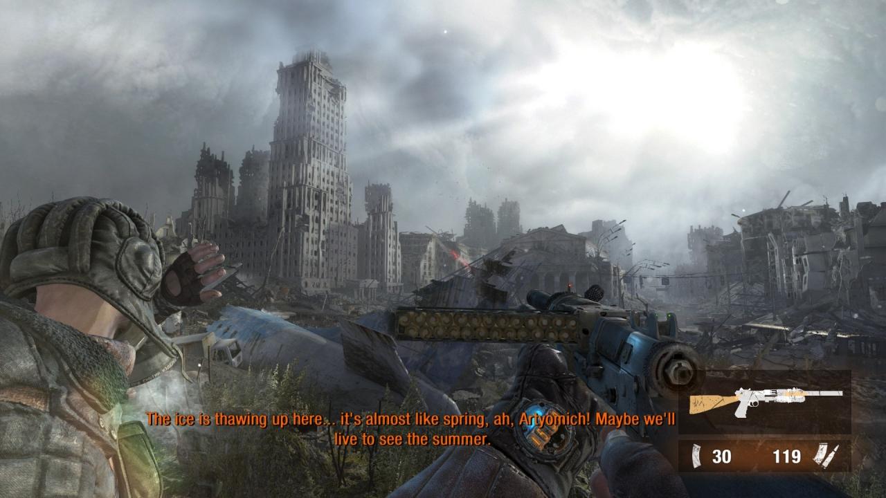 Metro: Last Light Screenshot