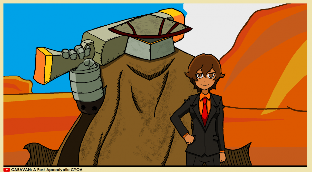 Mobile Bunker Suit