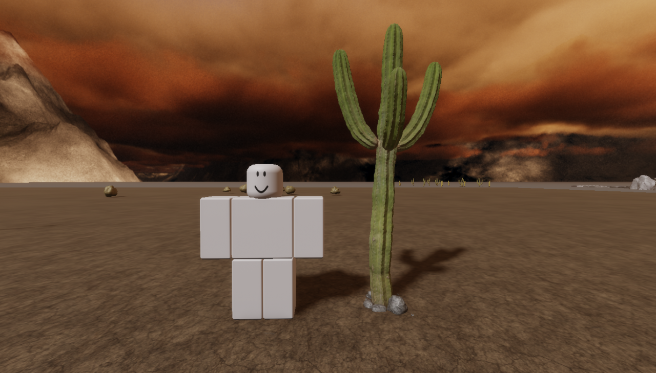 The most common Fallout one cactus.