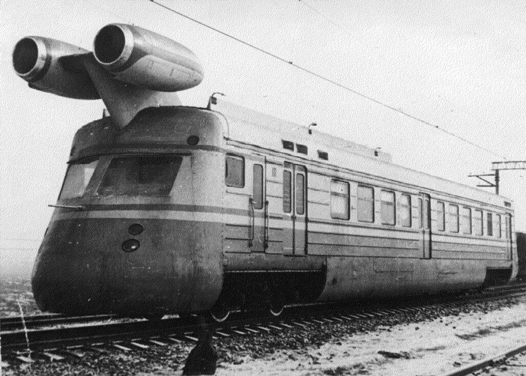 SVL Turboject Train