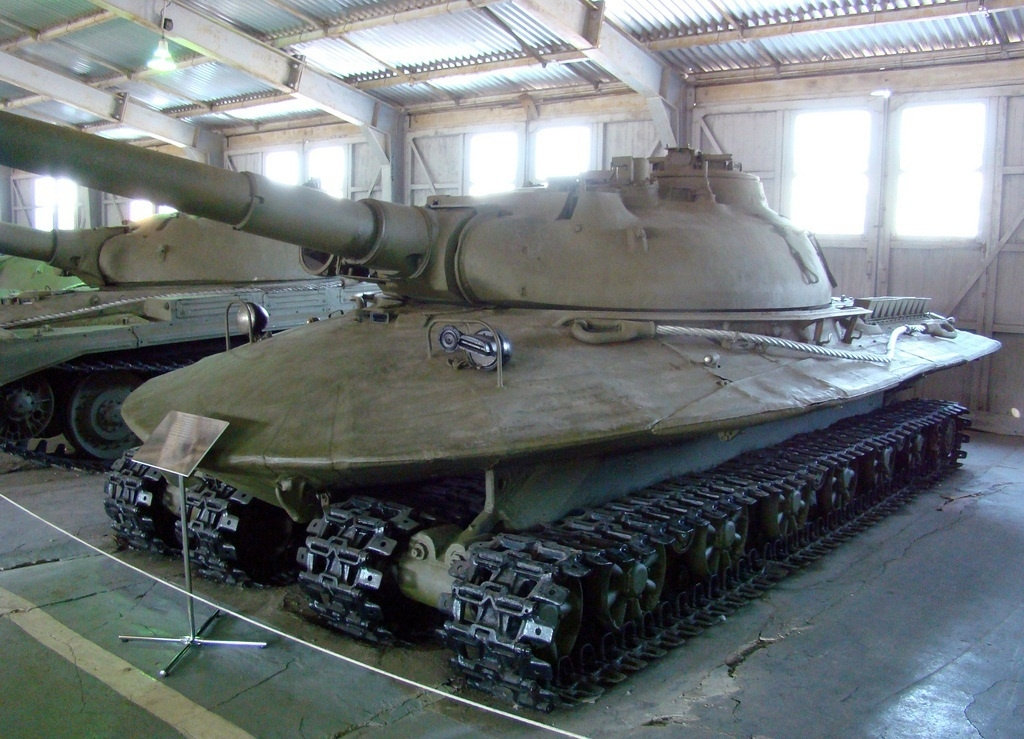 Object 279 Nuclear Tank photo