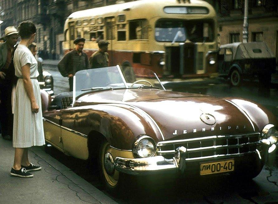 """""""Leningrad"""" car"""