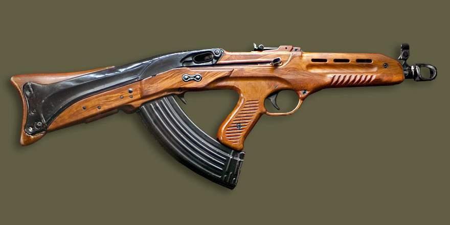 Korobov concept gun 1