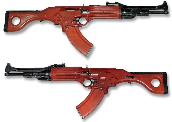 Korobov concept gun 2